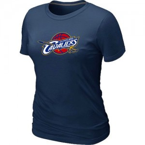 Tee-Shirt NBA Marine Cleveland Cavaliers Big & Tall Femme