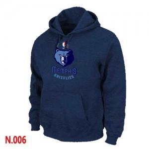 Pullover Sweat à capuche Memphis Grizzlies NBA Marine - Homme