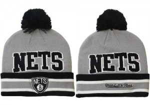Brooklyn Nets AMLPUGXX Casquettes d'équipe de NBA