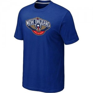 Tee-Shirt Bleu Big & Tall New Orleans Pelicans - Homme