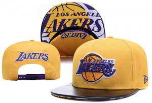 Snapback Casquettes Los Angeles Lakers NBA Y8KEFVDE