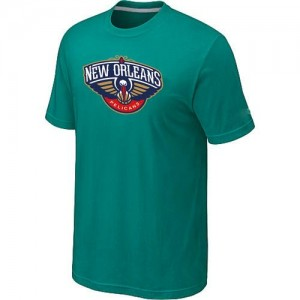New Orleans Pelicans Big & Tall Tee-Shirt d'équipe de NBA - Aqua Green pour Homme