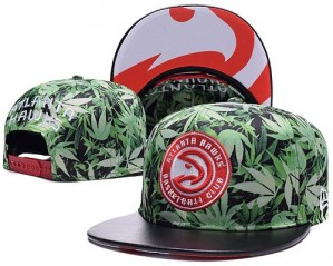 Casquettes NBA Atlanta Hawks MS6754SQ