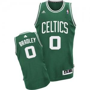 Boston Celtics Avery Bradley #0 Road Swingman Maillot d'équipe de NBA - Vert (No Blanc) pour Homme