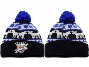 Oklahoma City Thunder SPJSB52N Casquettes d'équipe de NBA