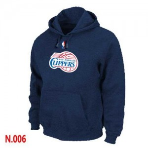 Sweat à capuche NBA Los Angeles Clippers Marine - Homme