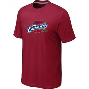 Tee-Shirt NBA Rouge Cleveland Cavaliers Big & Tall Homme